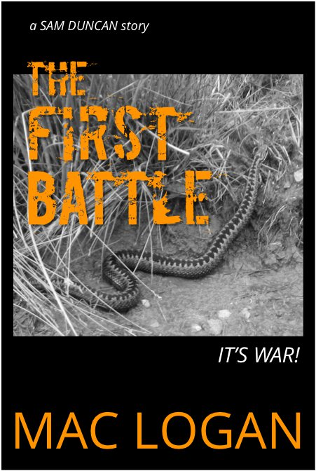 The First Battle cover